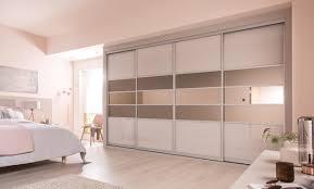 fitted bedroom wardrobes sliding doors