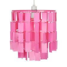 pink chandelier lighting. NEW Girls Bedroom Nursery Pink Ceiling Light Shade Pendant Chandelier Lampshade Lighting