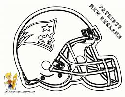 nfl coloring pages for kids with of football teams home