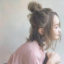 まとめ髪で出かけたいの春夏の気分が上がるおしゃれスタイル10選