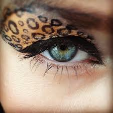 what are eye make up transfers and how do you use them transfer leopard print