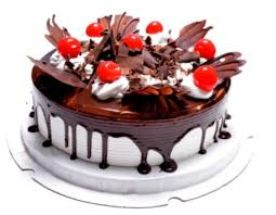 Blackforest Cake Love And Wishes