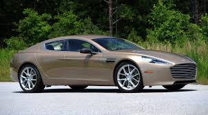 2018 Aston Martin Rapide Test Drive Review Cargurus