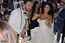 صور حفل زفاف المذيع تامر شلتوت من ابنة رجل اعمال - رائج