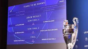 Download free books in pdf format. Draws Uefa Champions League Uefa Com