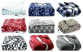 Electric Throw Blanket Kohls