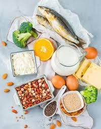 Resultado de imagen de alimentos con calcio