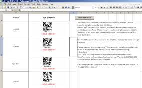 Using Excel From Qr Generating Code In Vba Barcodes And Cells PpYqHF0w