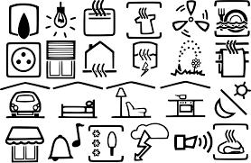 Clipart electric symbols