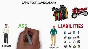 assets and liabilities how to get rich assets vs liabilities youtube