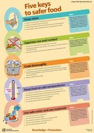 Kitchen Hygiene Rules 41 Best Food Hygiene And Safety Images Food Safety Food Security
