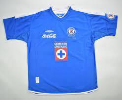 2003-04 DEPORTIVO CRUZ AZUL SHIRT L ...