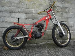 honda twin shock honda tlr200 frame for