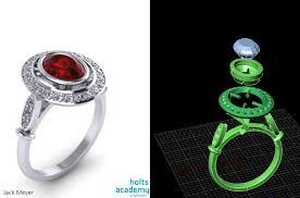 3d cad jewelry design