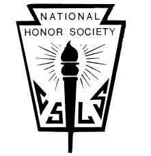 honorable students honored on a national level through national  nhs