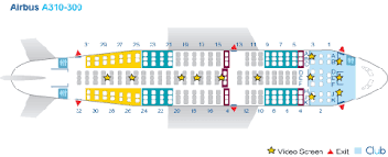 62 Explicit Air Transat Plane Seating Chart