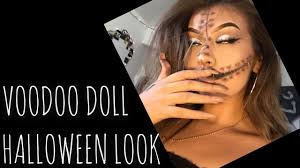voodoo doll makeup tutorial