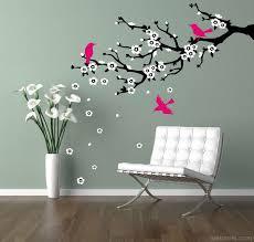 Amazing Design Wall Painting Designs Interior Tree Beautiful Art Ideas And  DIY