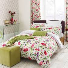 bright fl duvet covers