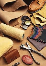 leather leatherwork leathercraft how to do making manufacture