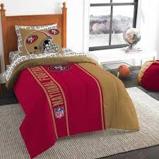 new nfl san francisco 49ers bedding set
