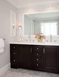 Grey Bathroom Color Ideas Marble Tiles D On Modern