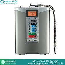 Máy lọc nước điện giải ion kiềm Ohay chính hãng giá rẻ nhất 10/2021