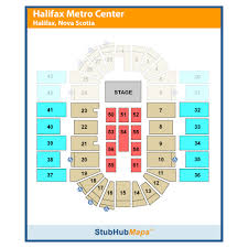Casino Nova Scotia Seating Chart Scotiabank Centre Events And Concerts In Halifax