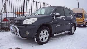2005 Toyota Rav 4. Start Up, Engine, and In Depth Tour. - YouTube