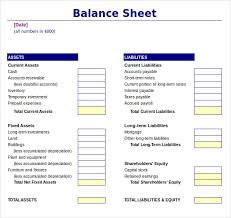balance sheet template balance sheets balance sheet introduction balance sheet