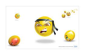 Lotus Notes Emoticons Recent Work By Viju Menon At Coroflotcom