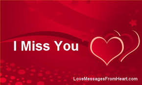 I Miss You Love Messages From The Heart Awesome Missing My Wife