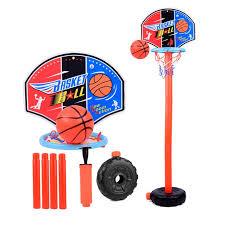 <b>Children's basketball stand Portable</b> Basket rack Indoor plastic ...