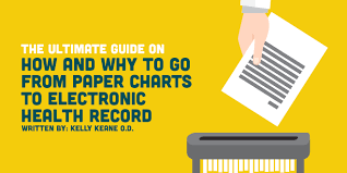 The Ultimate Guide On How And Why To Go From Paper Charts To