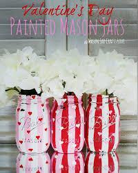 Cute Jar Decorating Ideas Mason Jar Valentine Gifts and Crafts 36
