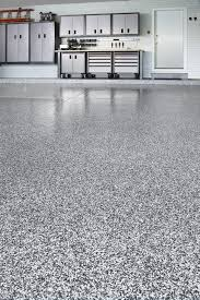 Delighful Epoxy Flooring Garage Grey White Black Google Search In Beautiful Design
