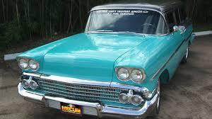 1958 Chevrolet Del Ray Yeoman 2-Door Wagon   S233   Houston 2012