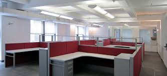 Modern Beautiful Office Spaces Garment District Space B And Innovation Design