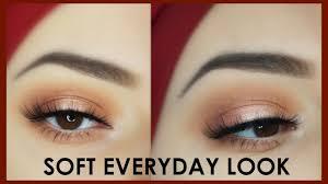 easy everyday makeup tutorial morphe 35o