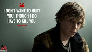 Tate Langdon Quotes MagicalQuote Custom Tate Langdon Quotes