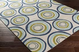 surya miranda mra1009 blue green outdoor area rug contemporary outdoor rugs by rugmethod