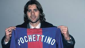 20 years ago.. Pochettino became Parisian!