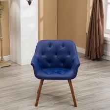 Blue Pattern Accent Chair Stunning Blue Pattern Accent Chair Wayfair