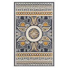 pachyderm 4 x 6 indoor outdoor area rug main image 1 of