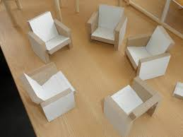 making dollhouse furniture. How To Make Simple Chunky Dollhouse Furniture From Squares Of Thick Balsa Source: Making E