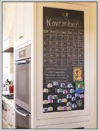 Chalkboard Mail Organizer