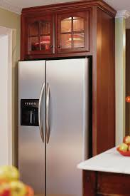 Over The Fridge Cabinet Creative Kitchen Cabinet Ideas Southern Living