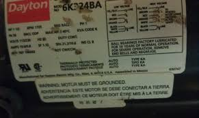 thermally grounded este advertencia dayton motor wiring diagram operation regrease remove