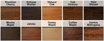 dark wood floor sample. Wood Laminate Flooring Colors And Types Sample From Cherry Oak Hickory To Mahogany Dark Hardwood Best . Of Floor