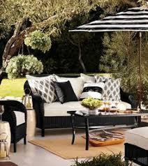 Stylist Design Ideas Black And White Patio Furniture Modern Best